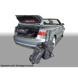 Car-Bags Reistassen set Audi A3 Cabriolet (8V) 2013-heden