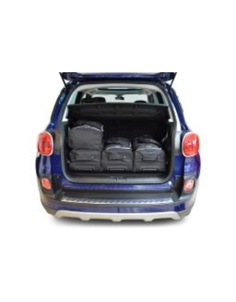 Car-Bags Reistassen set Fiat 500L 2012-heden 5-deurs
