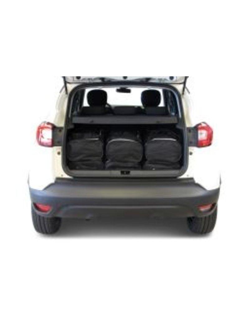 Car-Bags Reistassen set Renault Captur I 2013-2019 5-deurs