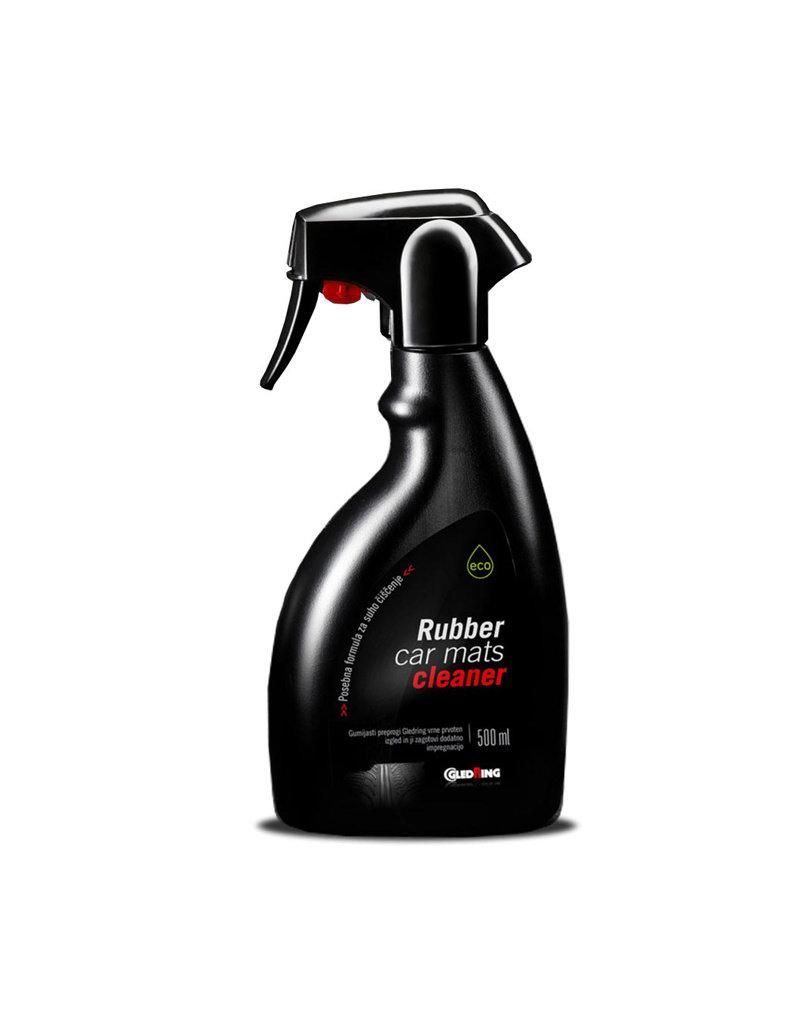 Gledring Rubber Automatten + Kofferbakmatten Reiniger 'Dry Cleaner' 500ml