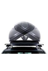 Dynamic 900 dakkoffer skibox zwart