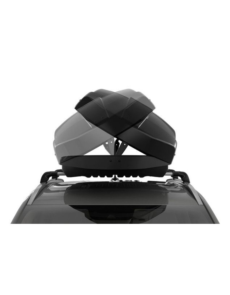Motion XT XXL dakkoffer skibox zwart