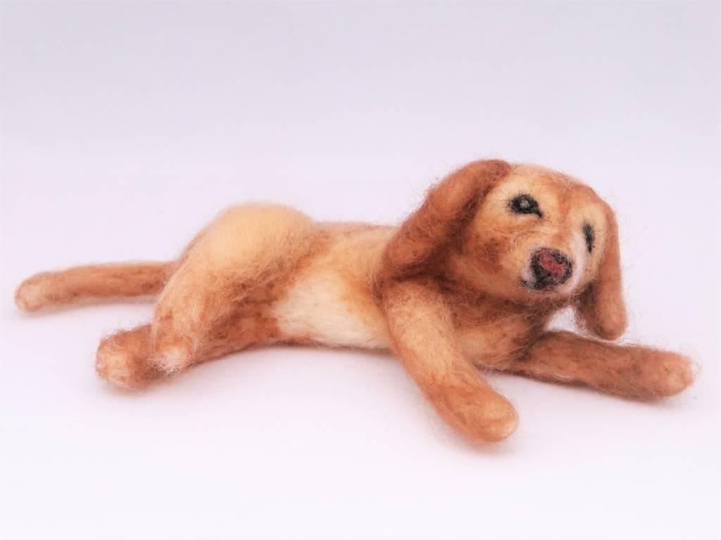 De Wolshoop Hond, Labrador