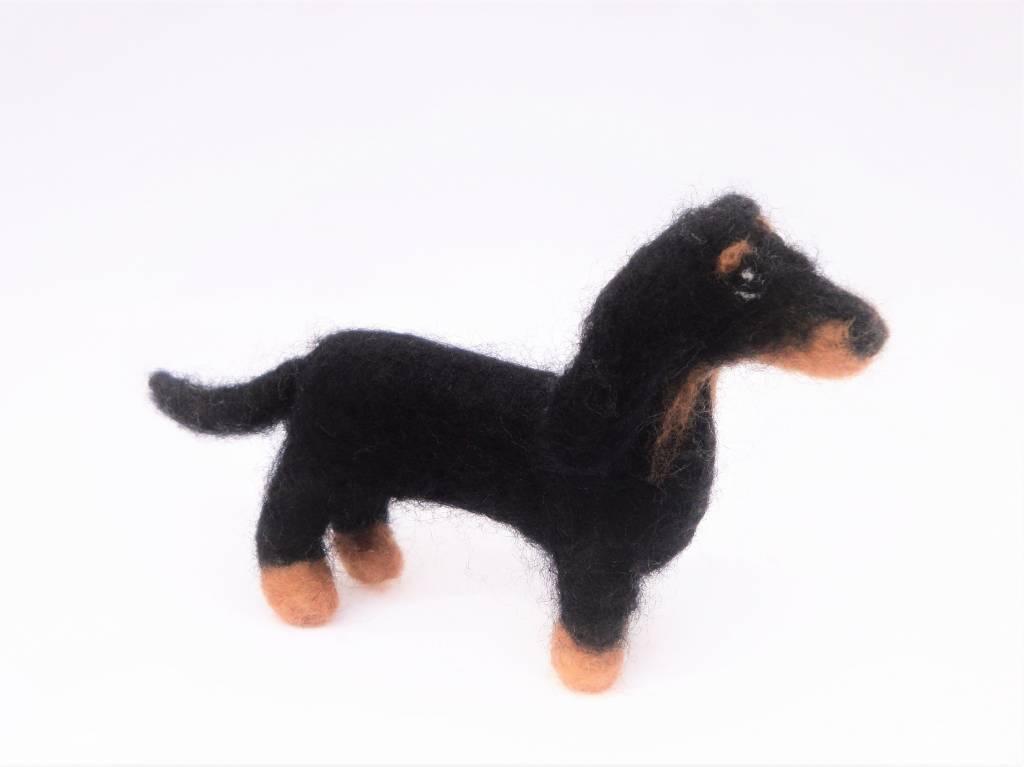 De Wolshoop Hond Teckel