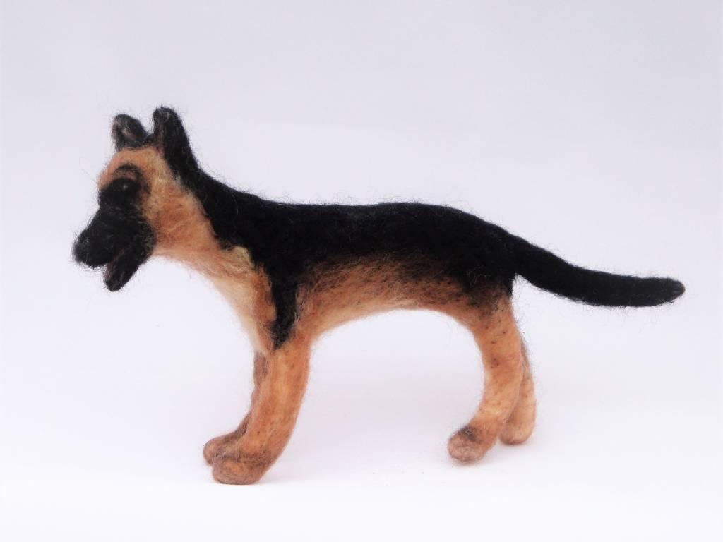 De Wolshoop Hond Duitse Herder