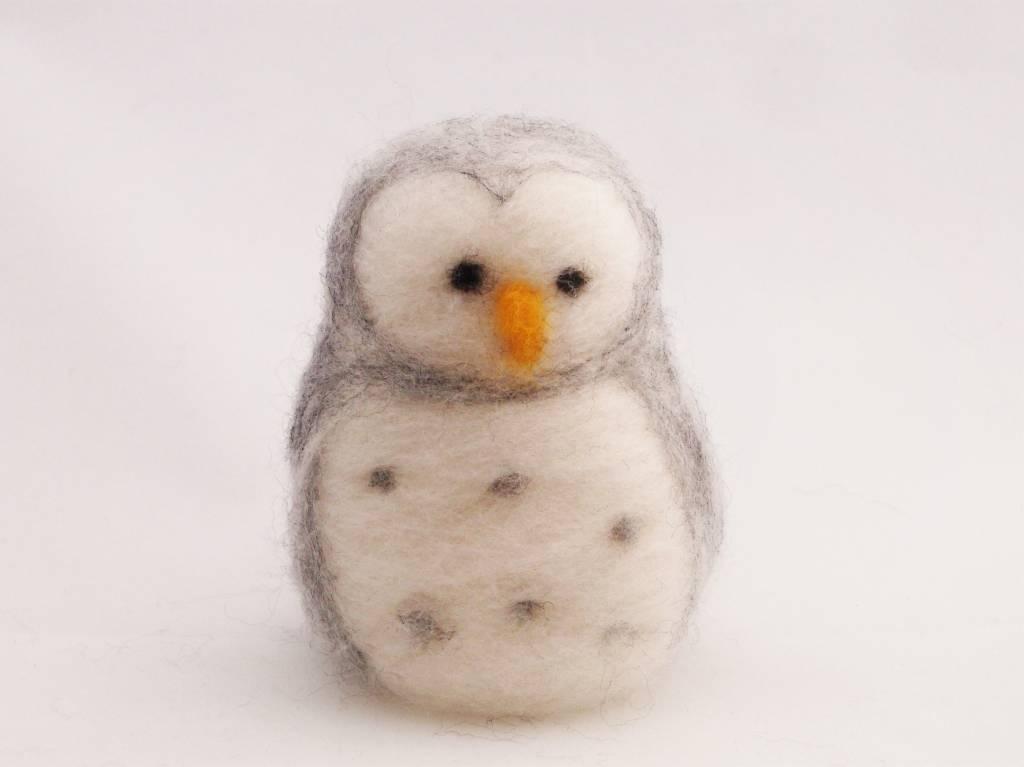 De Wolshoop Sneeuwuiltje