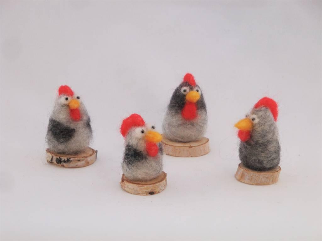 De Wolshoop Mini kip