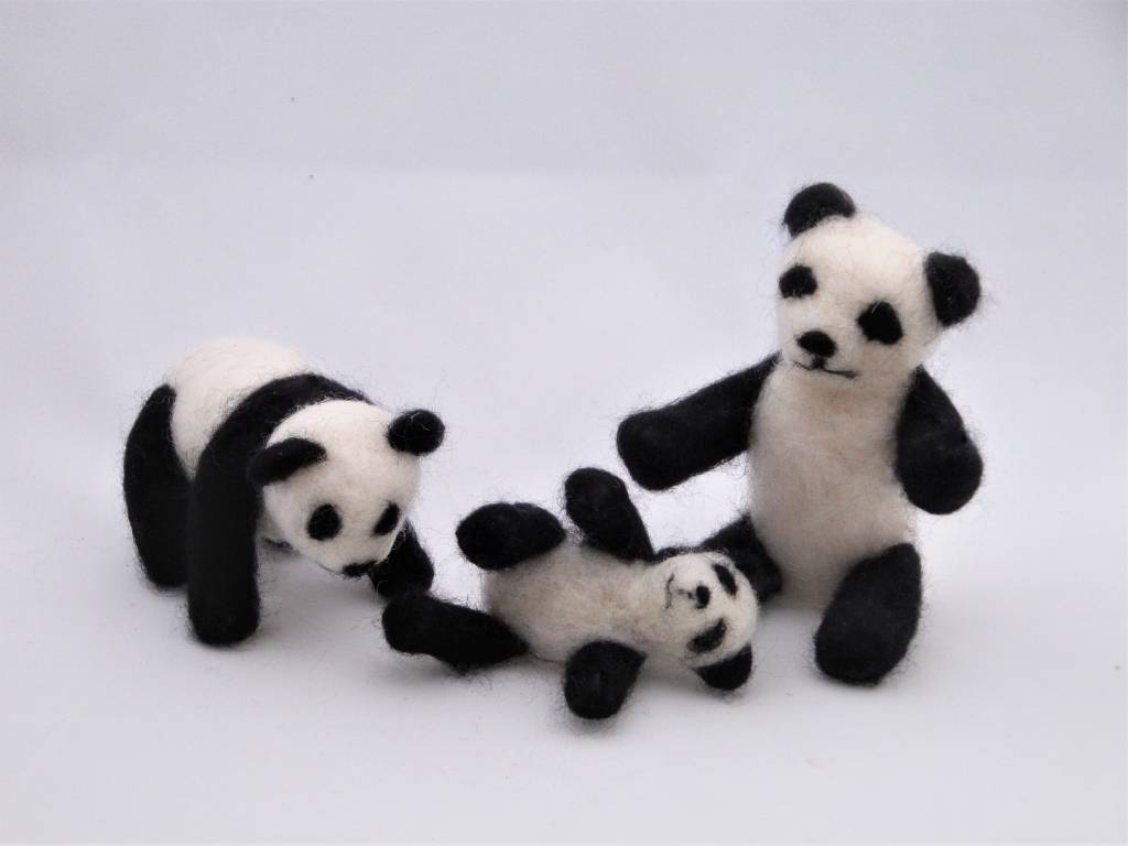 De Wolshoop Panda beer