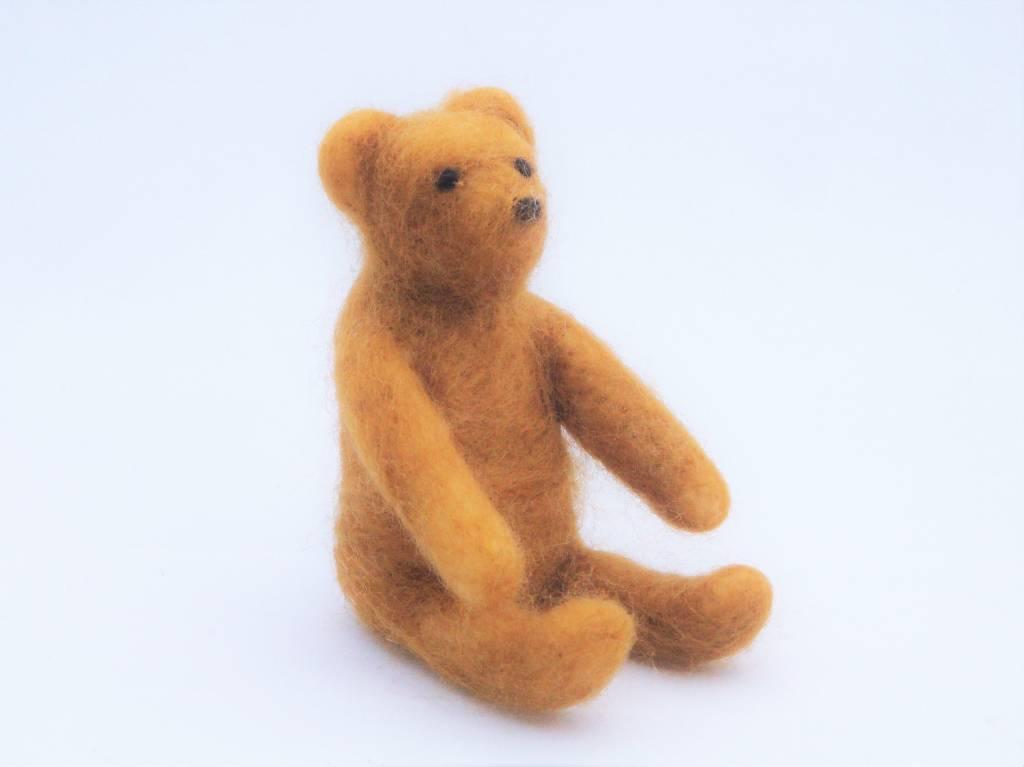 De Wolshoop Teddybeertje
