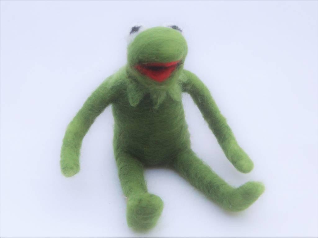 De Wolshoop Kermit de Kikker