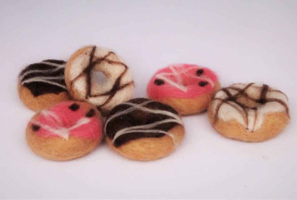 De Wolshoop mini donut