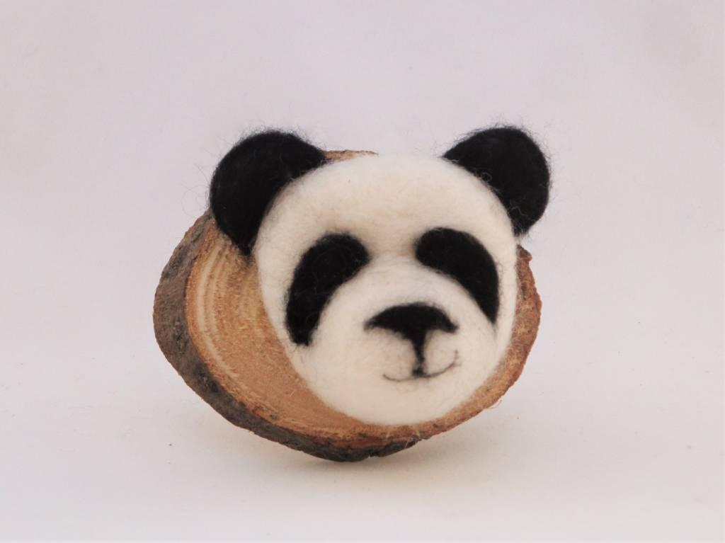 De Wolshoop Dierenkop Panda