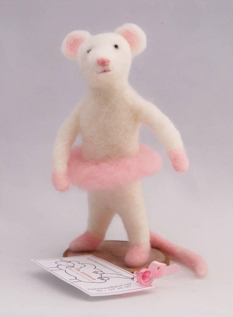 De Wolshoop Geboorte muis