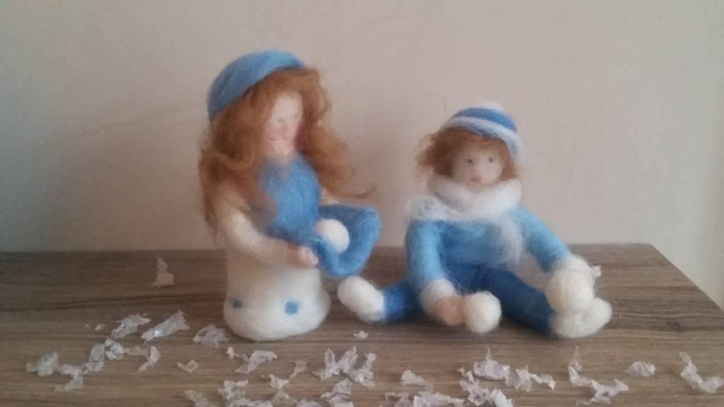 De Wolshoop Winterkinderen