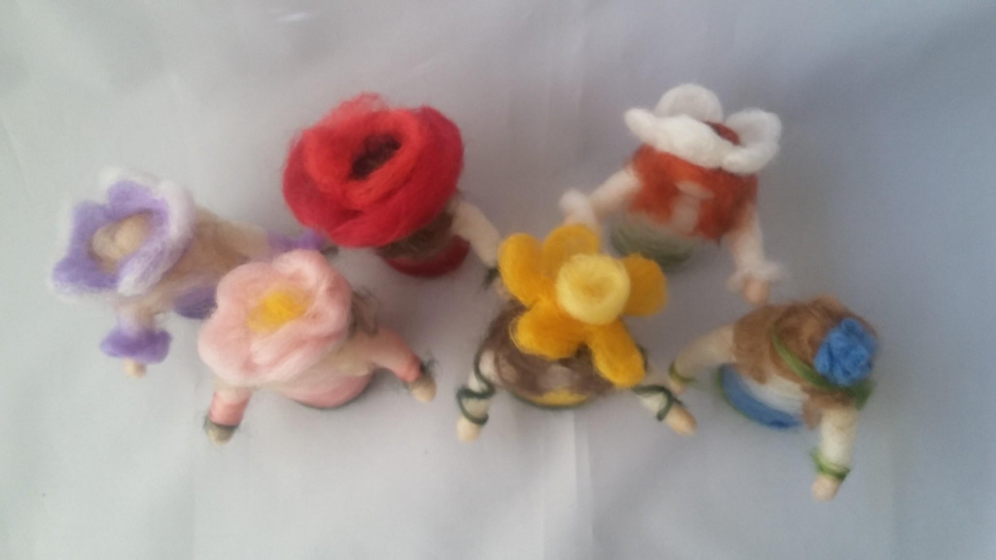 De Wolshoop Bloemenkinderen Varia Set
