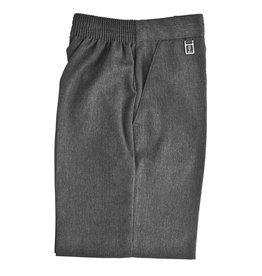 Grey Pull Up Shorts