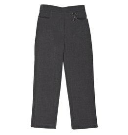 Grey Heart Detail Trousers