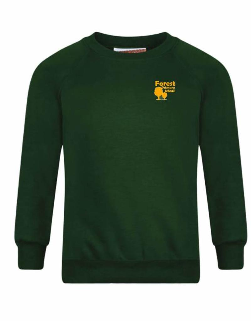 Forest Primary Sweatshirt