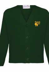 Forest Primary Knitted Cardigan