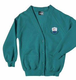 Hautes Capelles Sweatshirt Cardigan
