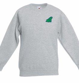 Le Voies Primary School Embroidered Round Neck Sweatshirt