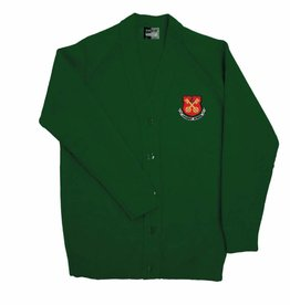 Amherst School Knitted Cardigan