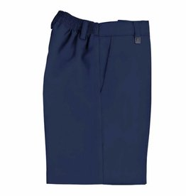 Navy Shorts with Clip