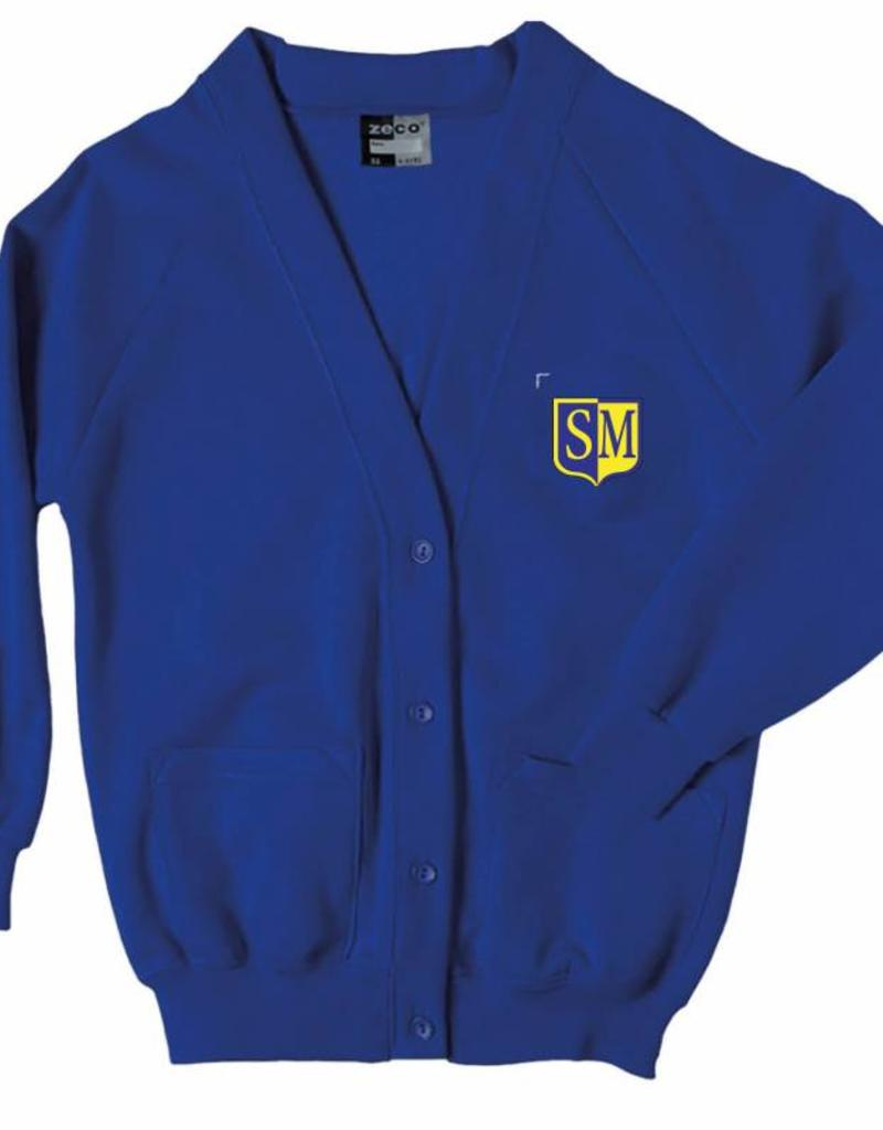 St Martins School Knitted Cardigan