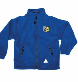 St Martins Primary School Embroidered Fleece