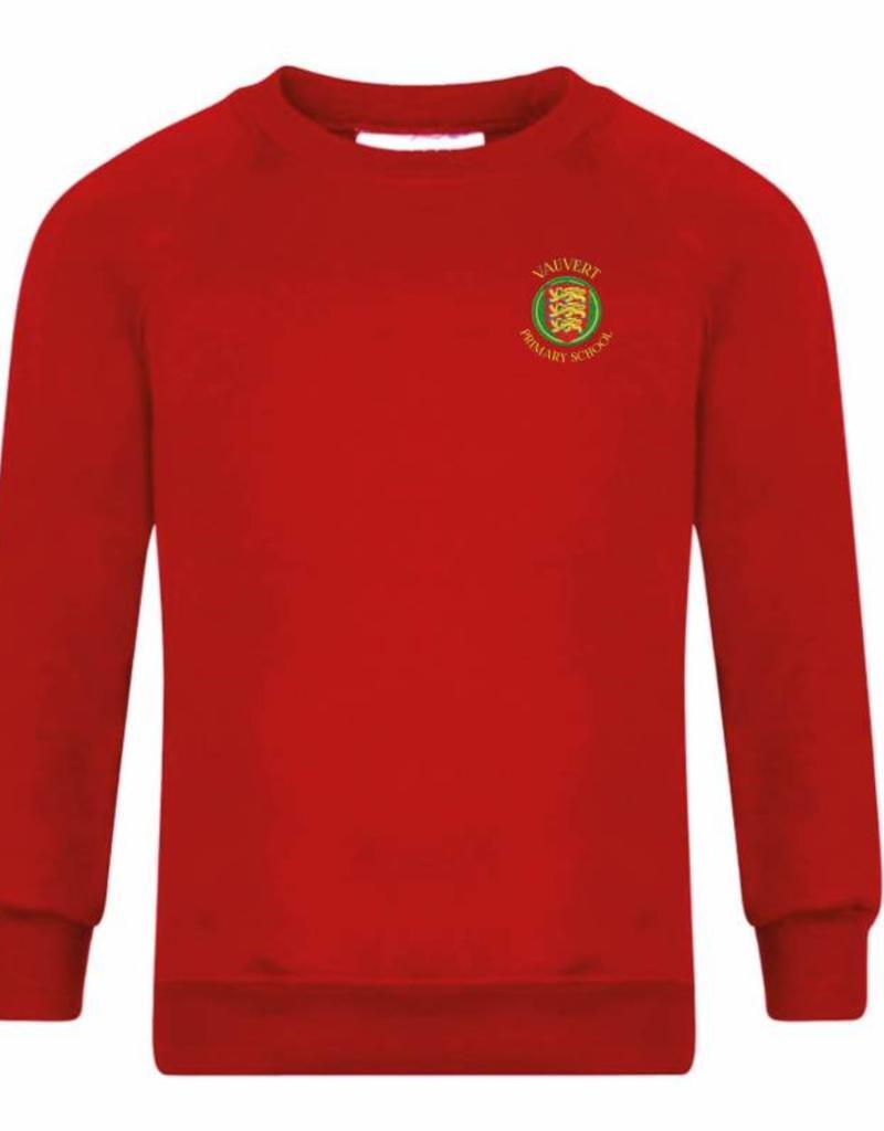 Vauvert Primary Sweatshirt