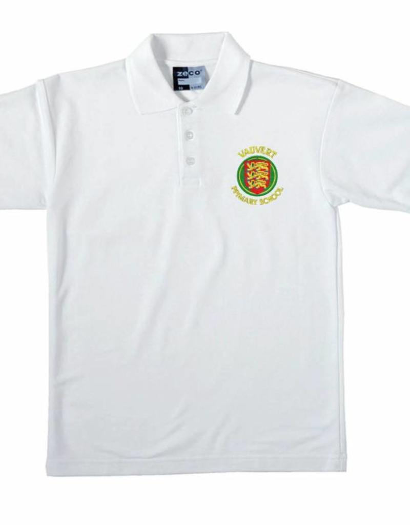 Vauvert Primary School Polo Shirt