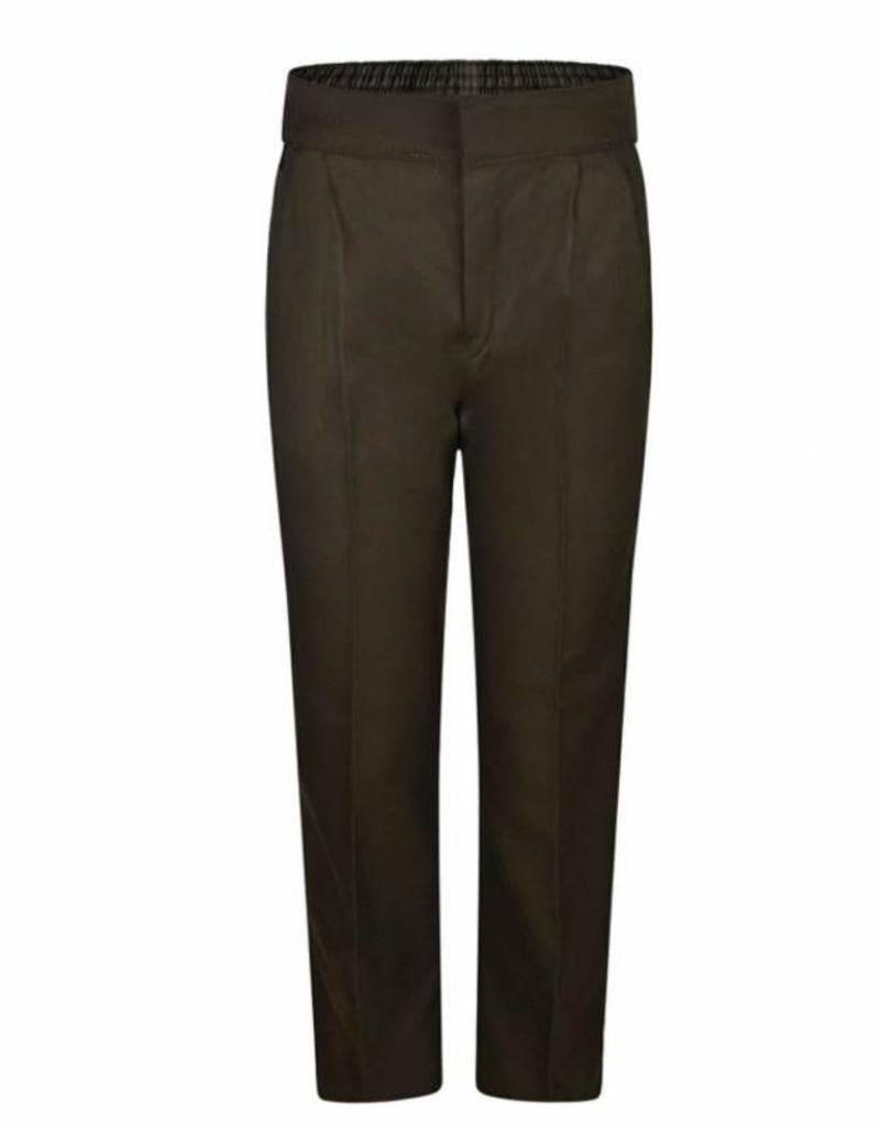 Boys Primary Trousers Regular Brown