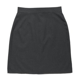 Pencil Skirt in Grey