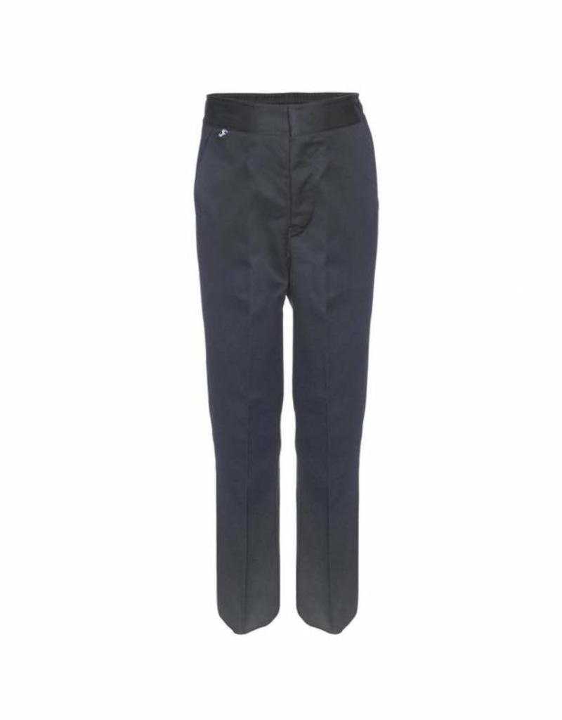 Boys Trousers Slim Fit Grey