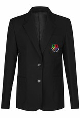 Girls St Sampsons High School Badgeable Blazer