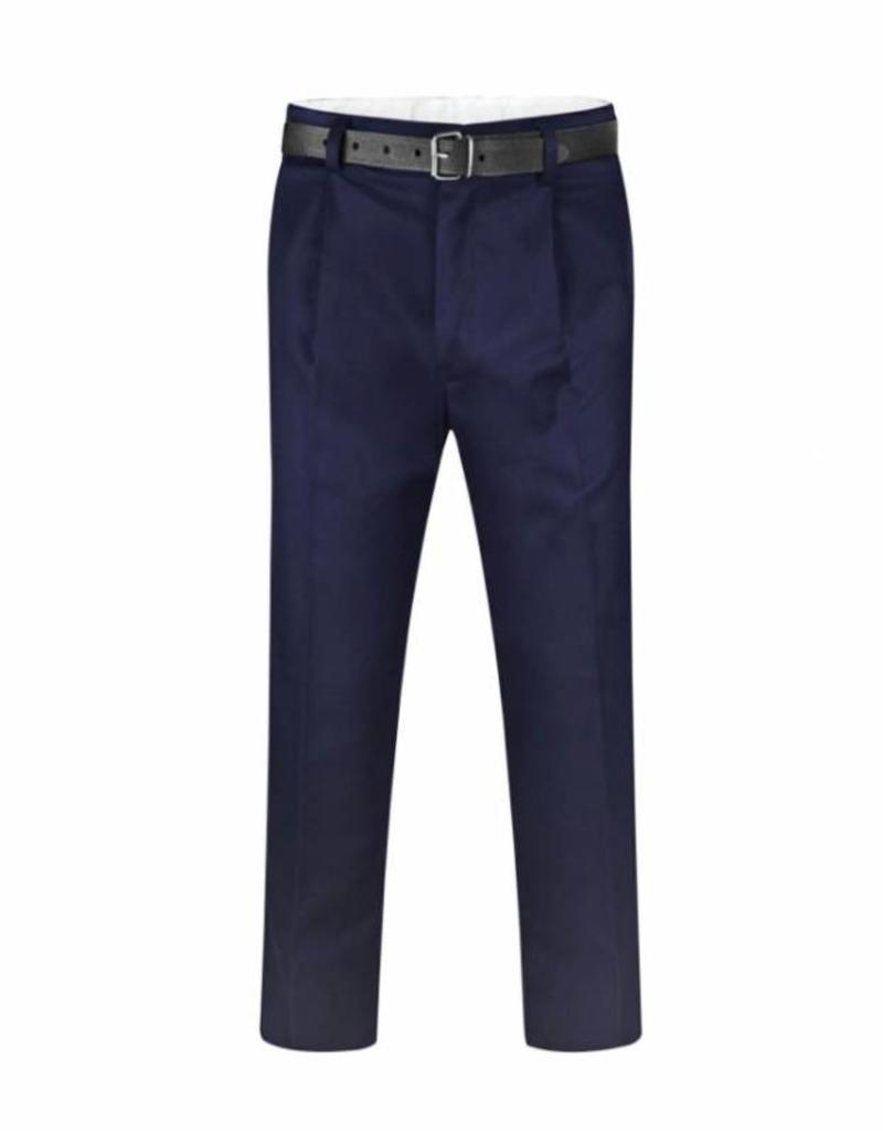 Boys Trousers slim fit Navy