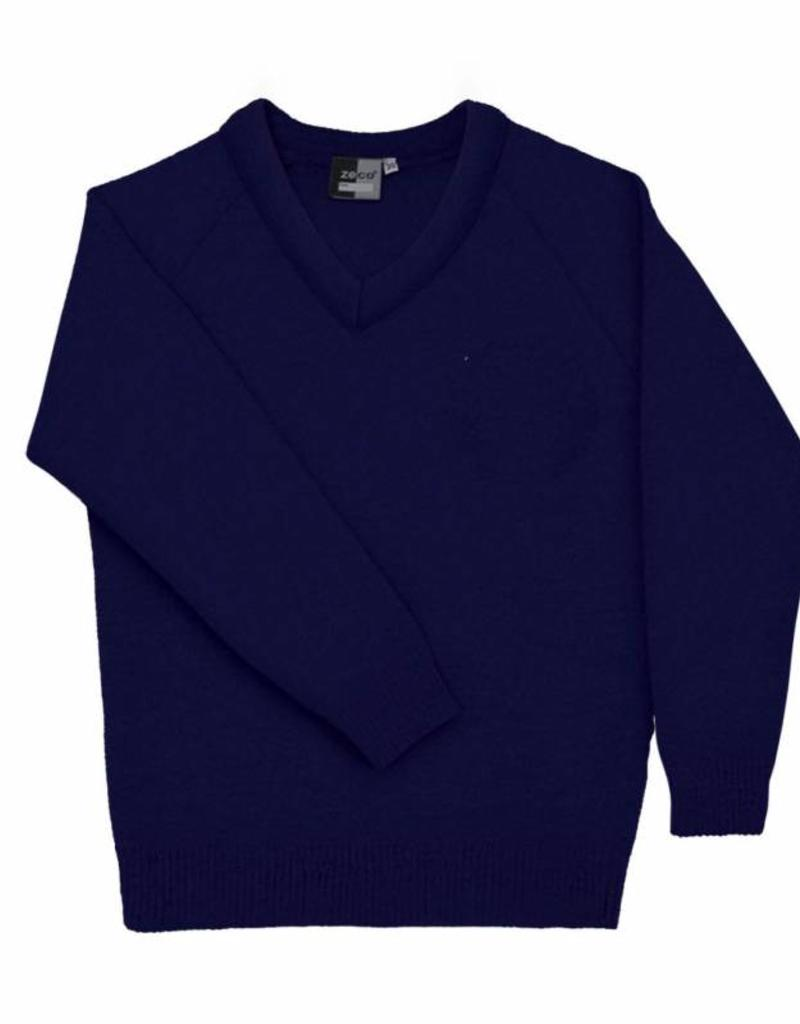 Les Beaucamps High V Neck Pullover