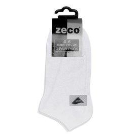 White Trainer Socks (3 Pack)