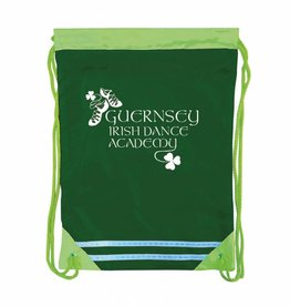 Guernsey Irish Dance Academy Gym sack