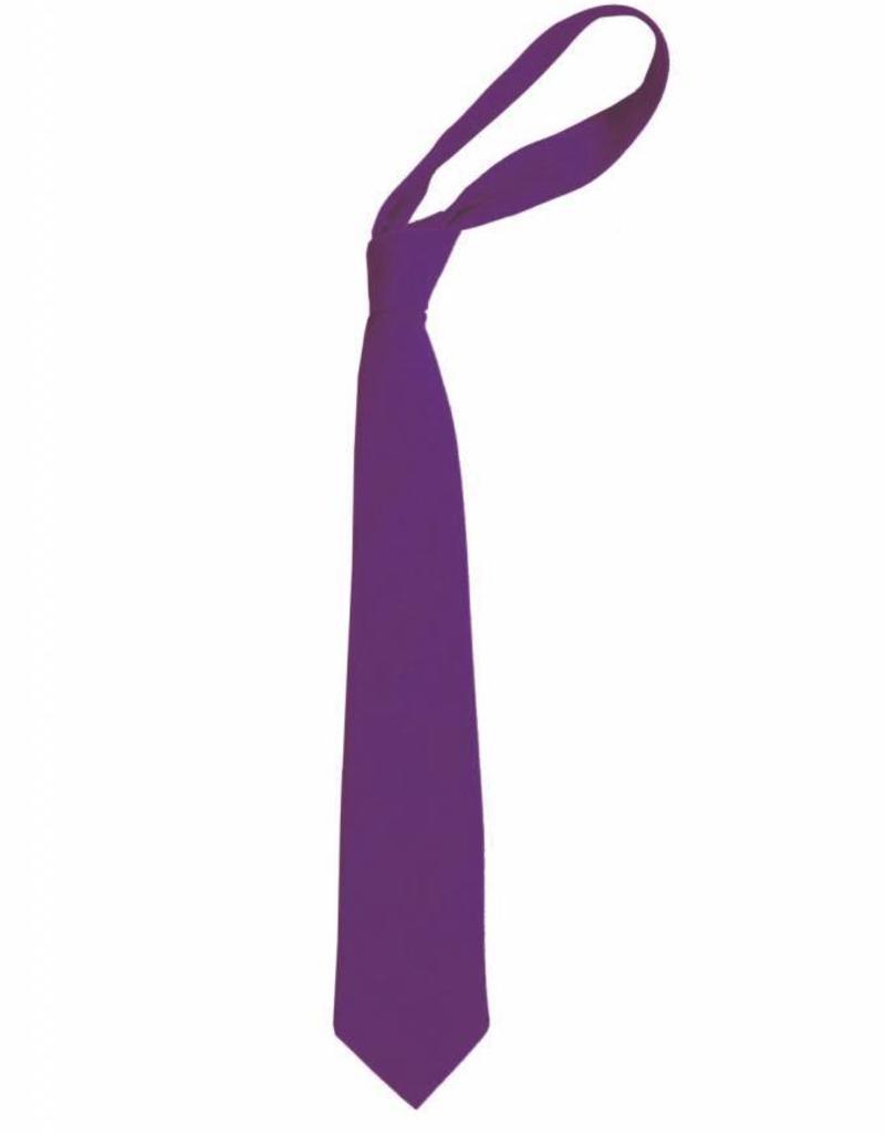 St Sampsons High School Purple Tie