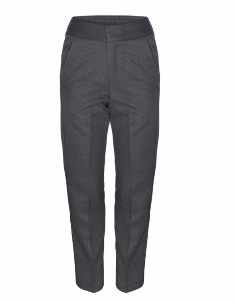 Boys Primary Trousers Skinny Grey