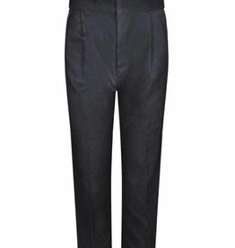 Boys Trousers Pull Up Regular Grey