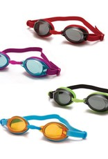 Blue/Orange Colour Childrens Speedo Swimming Goggles