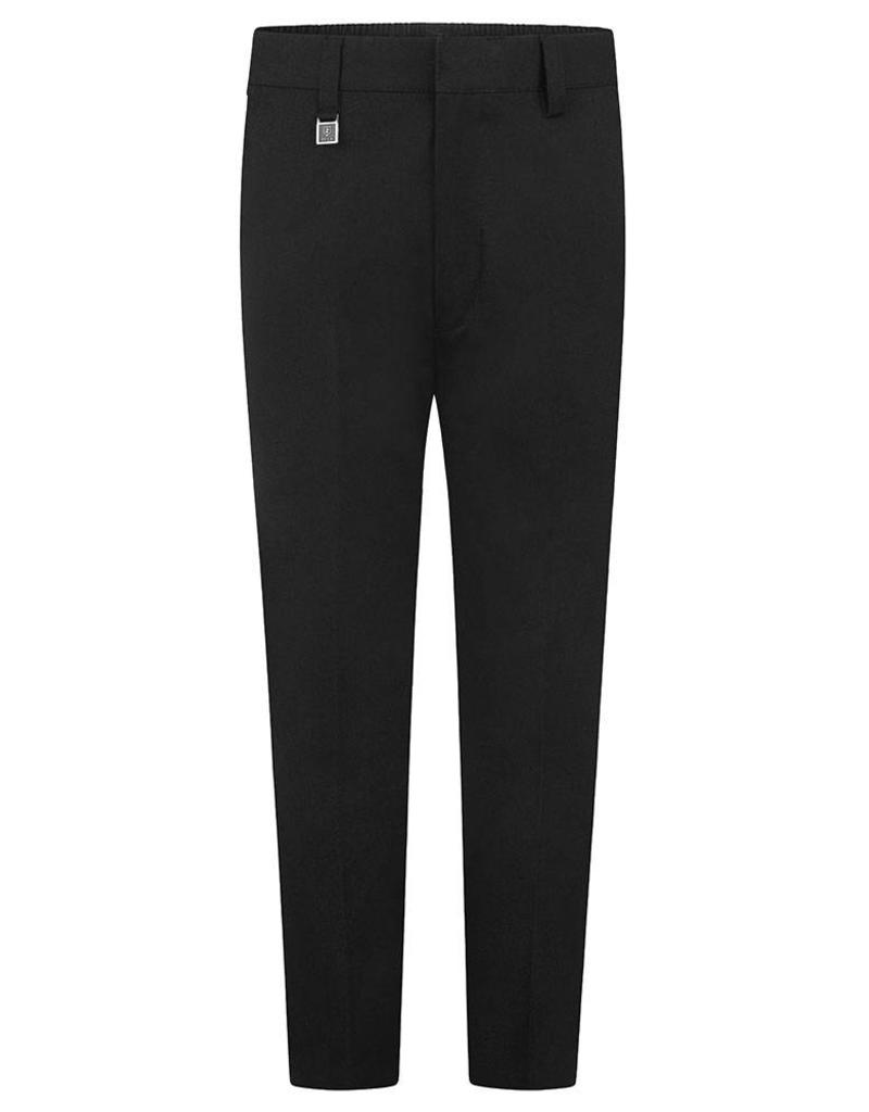 Boys Primary Trousers Slim Black