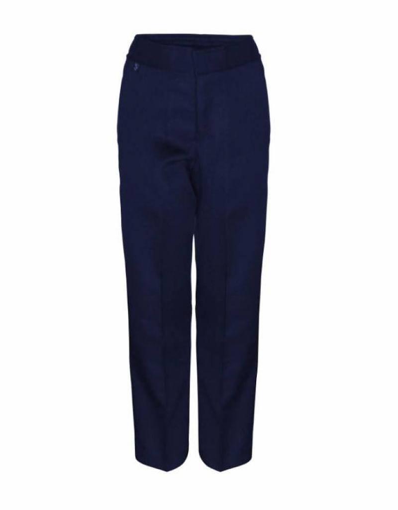 Boys Primary Trousers Slim Navy