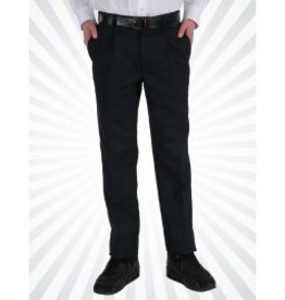 Boys Trousers Regular Fit Black