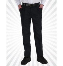 Boys Trousers Regular Fit Black
