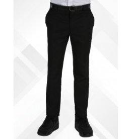 Boys Trousers Skinny Fit Black