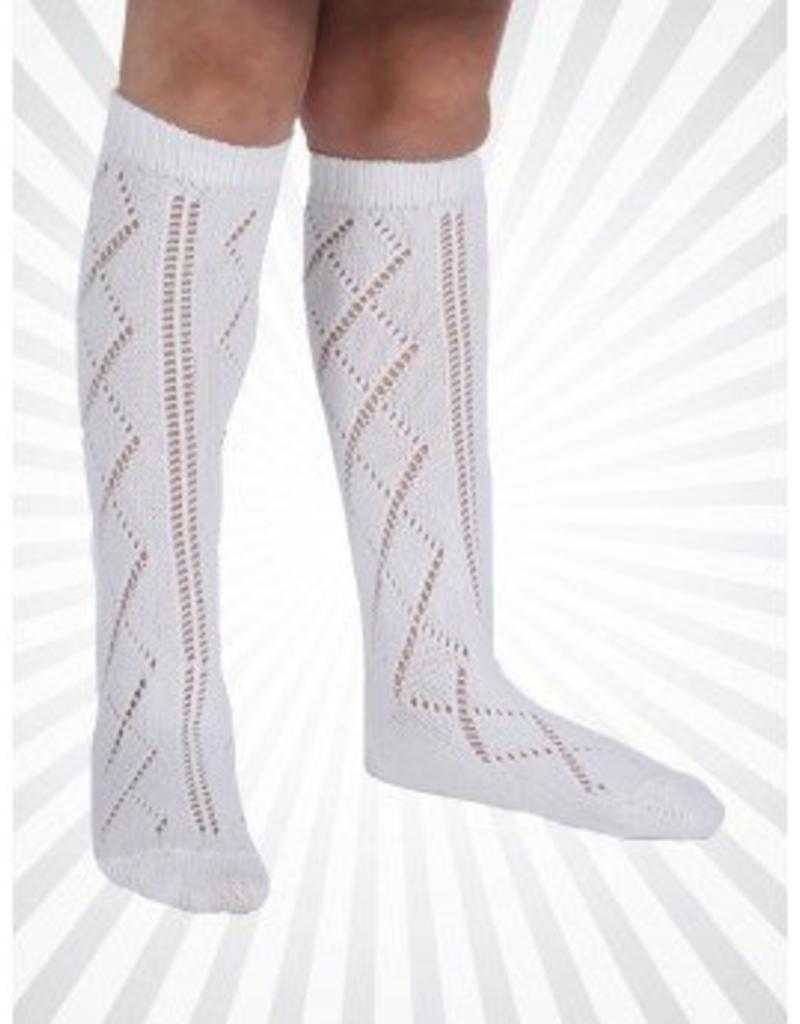 Girls Knee High Socks Twin Pack