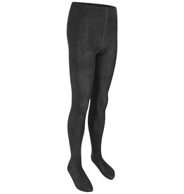 Girls Black Cotton Soft Tights